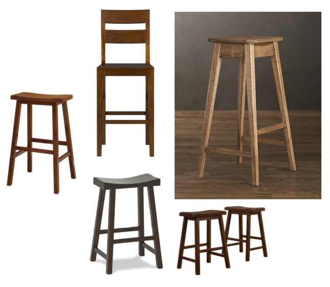 woodworking plans bar stool
